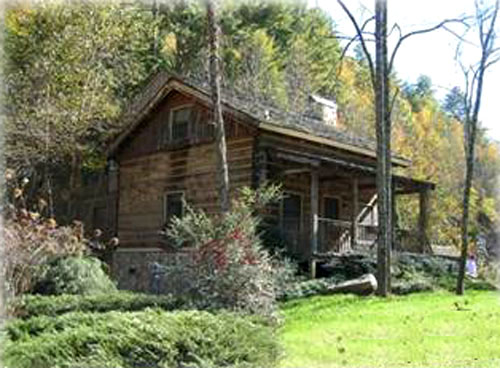 rental city chalet log cabins cabin rentals tn nc johnson creekside boone bristol watauga lake